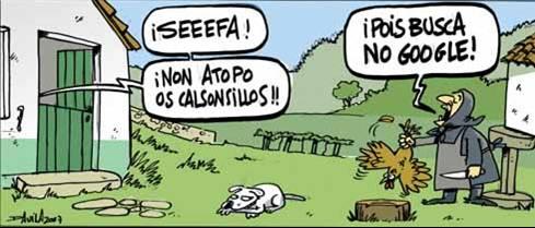 humor galego