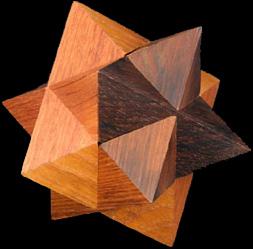 el rombododecaedro estrellado